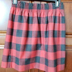 JCrew Paper Bag Waist Skirt